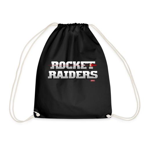 patame Rocket Raiders Logo - Turnbeutel