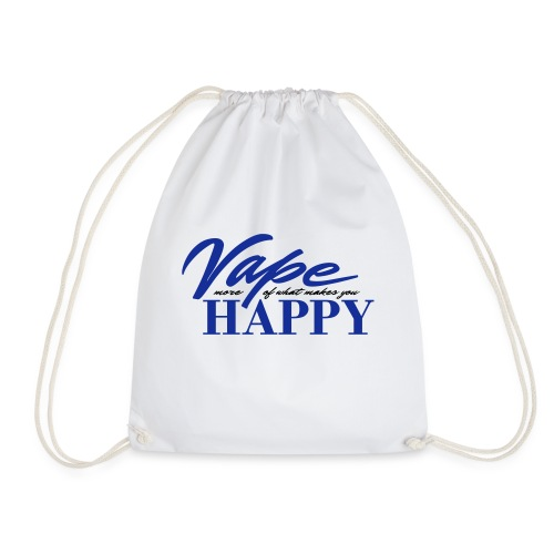 Vape Happy - Turnbeutel