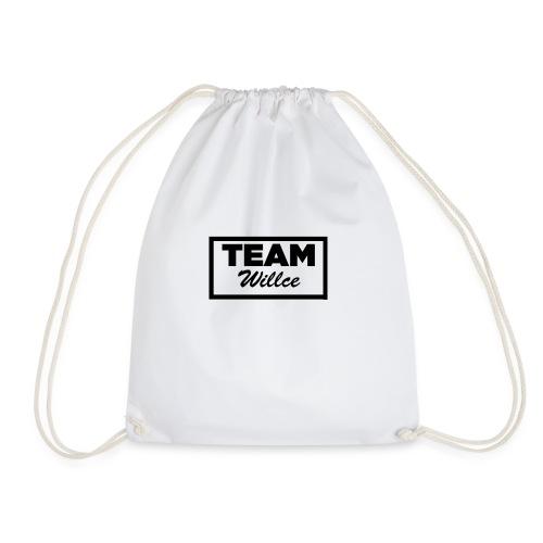 Willce merchandise Black - Gymnastikpåse