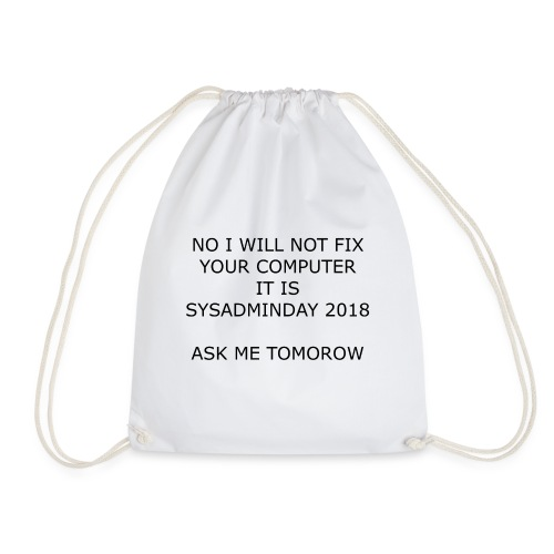 fixpc - Drawstring Bag