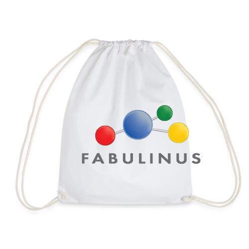 Fabulinus Grijs - Gymtas