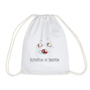 Schaflos in Seattle - Sheep Storys - Turnbeutel
