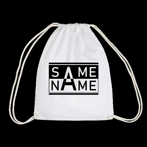 Same Name Same Design - Turnbeutel