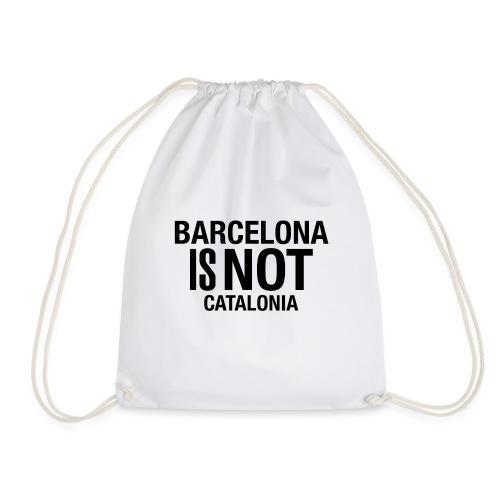 BARCELONA IS NOT SPAIN - Mochila saco