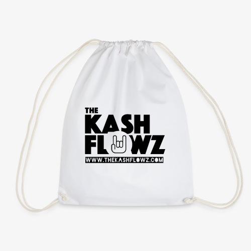 The Kash Flowz Official Web Site Black - Sac de sport léger