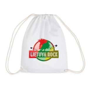 ROCK-png - Drawstring Bag