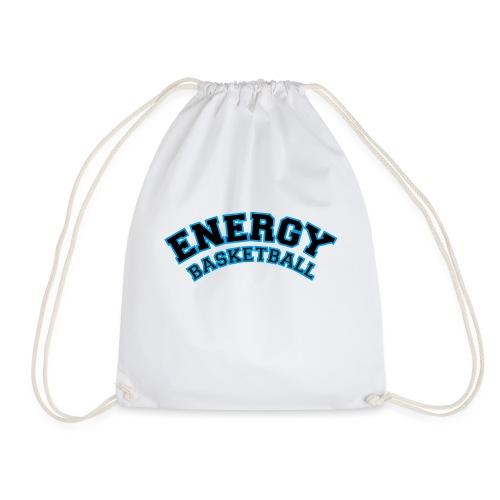 street wear logo nero energy basketball - Sacca sportiva