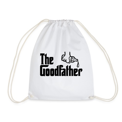 The Goodfather Phone & Tablet Cases - Drawstring Bag