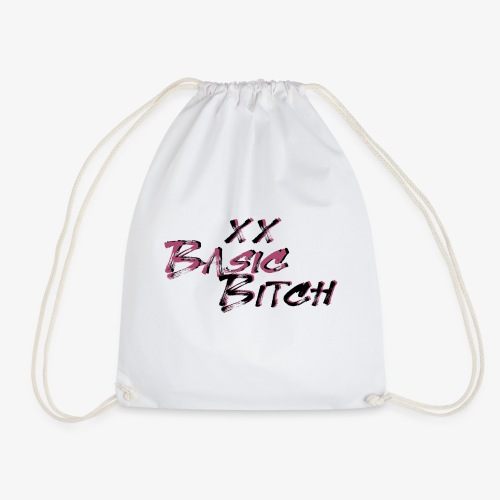 Shirt Basic Bitch - Turnbeutel