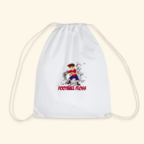 SpainFootballFloss - Drawstring Bag