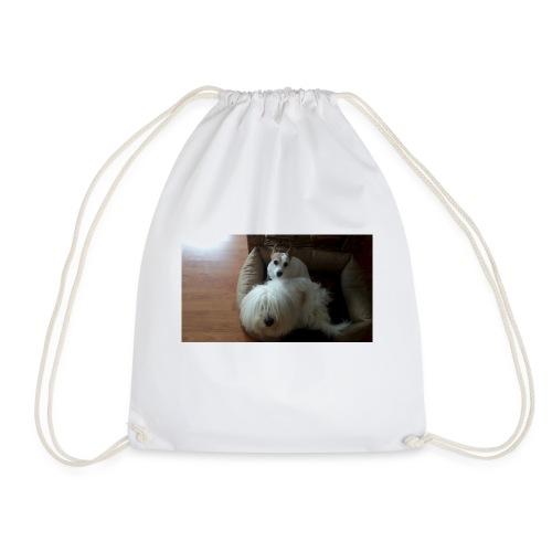 Camiseta especial - Mochila saco