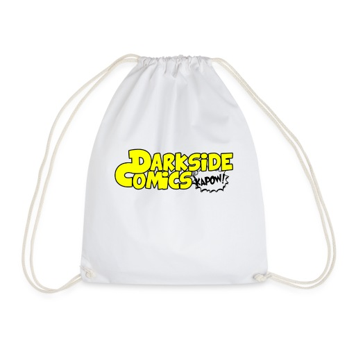 Darkside Comics Full Logo Streetwear - Drawstring Bag