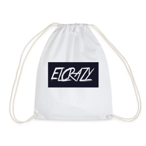 Elcrazy wild - Drawstring Bag