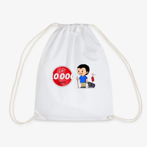 Logo Cap 10 000 Japon - Sac de sport léger