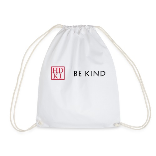 HDKI Be Kind - Drawstring Bag