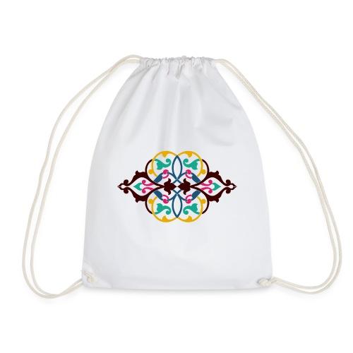 Iranian design - Drawstring Bag