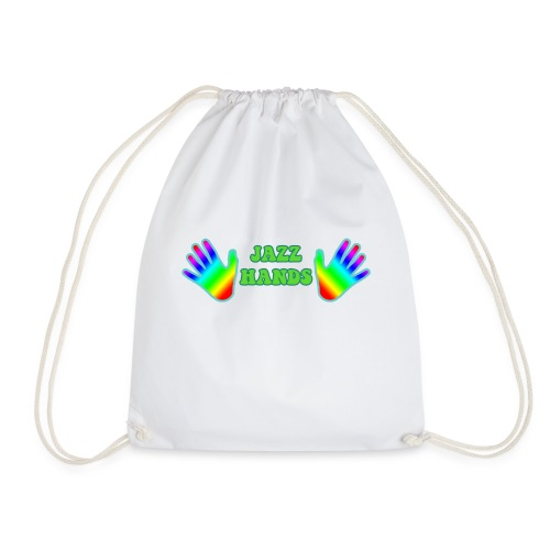 Jazz Hands - Drawstring Bag