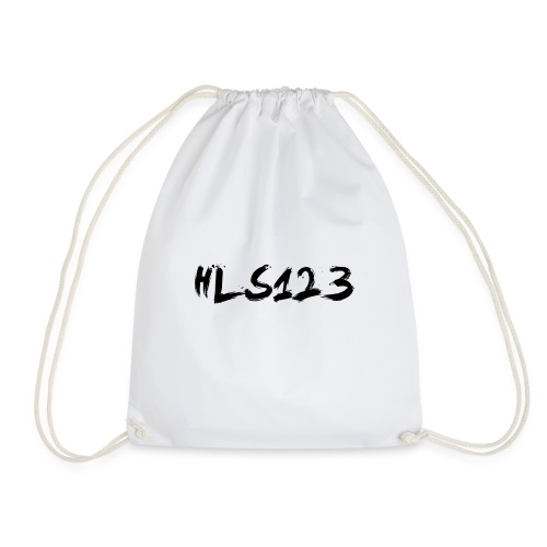 hls123 - Drawstring Bag