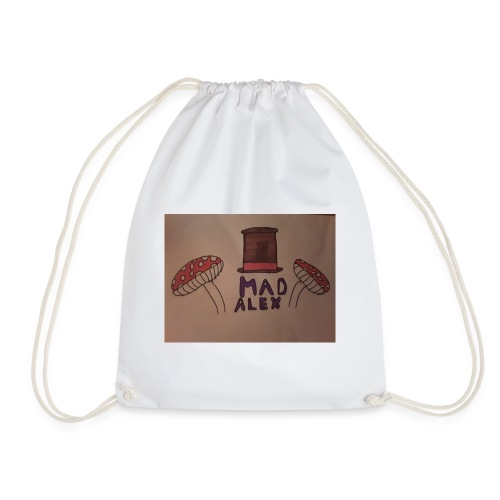 Mad Alex Logo - Drawstring Bag