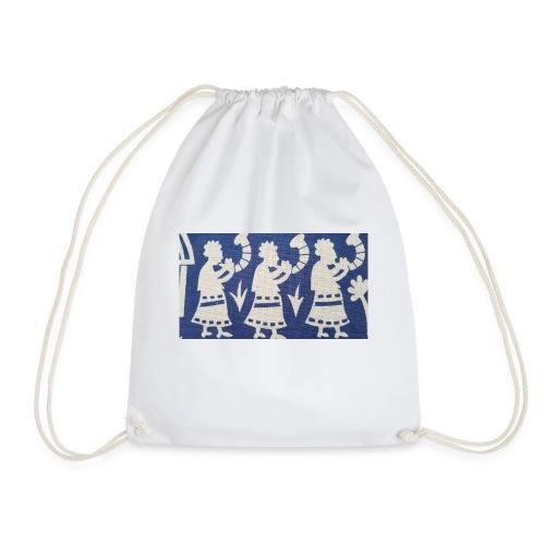 this is natural - Drawstring Bag