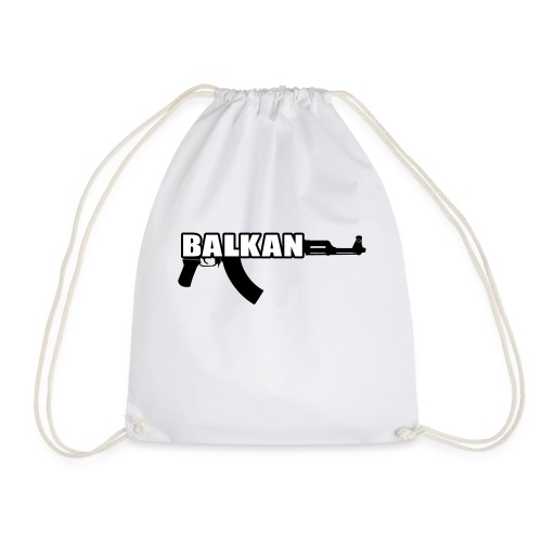 BALKAN - Drawstring Bag