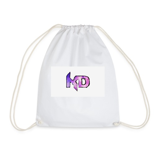 killerdanny04's logo - Drawstring Bag