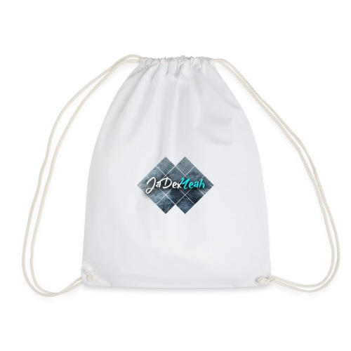 Official JaDexYeah Logo - Drawstring Bag