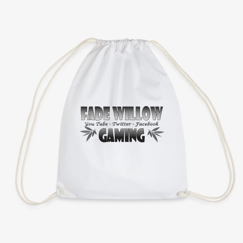 Fade Willow Gaming - Drawstring Bag