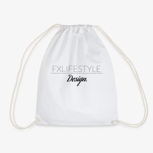 fxlifestyle design - Drawstring Bag