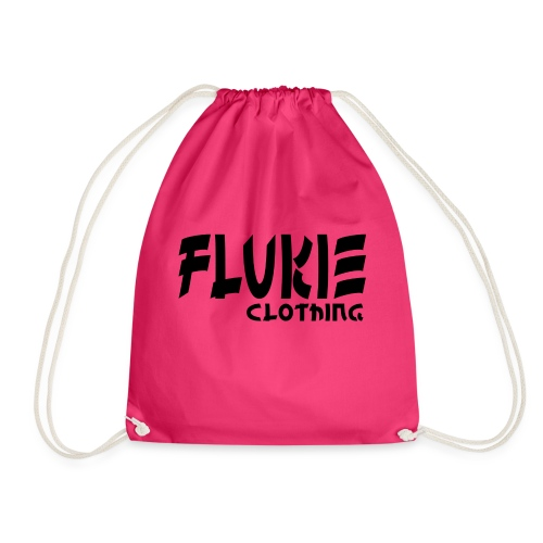 Flukie Clothing Japan Sharp Style - Drawstring Bag