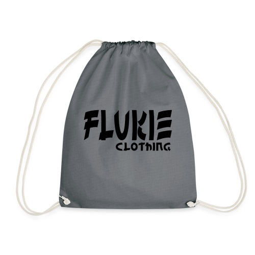 Flukie Clothing Japan Sharp Style - Drawstring Bag