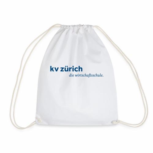 KVZ Logo Blau - Turnbeutel