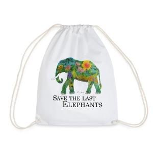 Save The Last Elephants - Turnbeutel