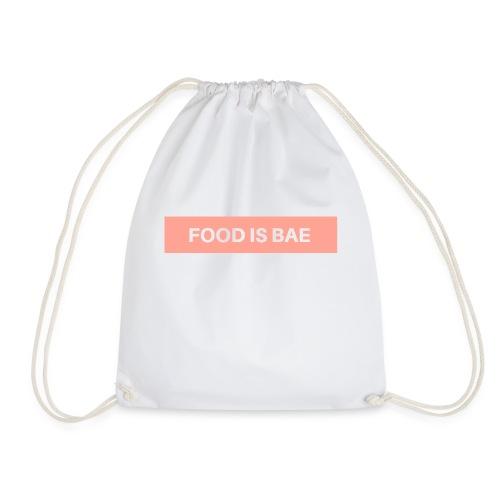 Food is bae - Turnbeutel