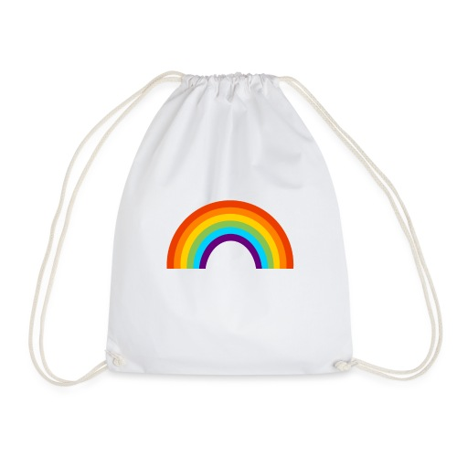 Regenboog/Rainbow Gay Pride LGBT - Gymtas