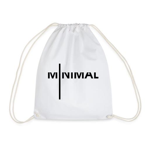 Minimal 2 - Turnbeutel