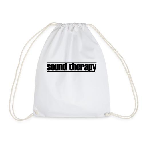 Sound Therapy (black) - Gymnastikpåse