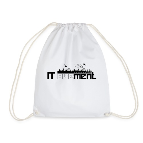 LoveMovement - Drawstring Bag