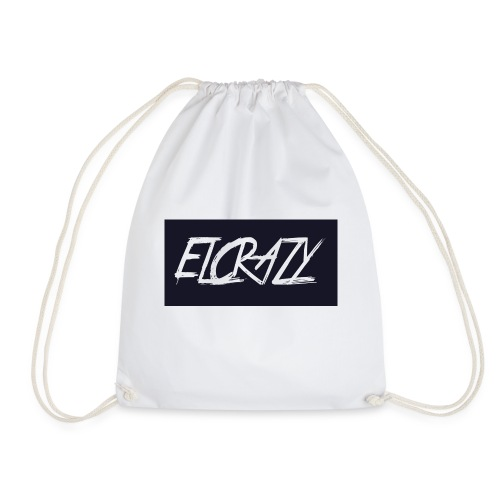 Elcrazy wild - Drawstring Bag