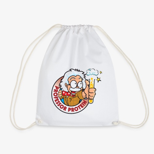 Professor Protein - Drawstring Bag