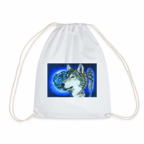 Wolf 1 - Turnbeutel