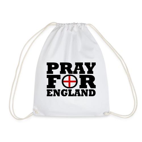 England / Pray For England - Turnbeutel