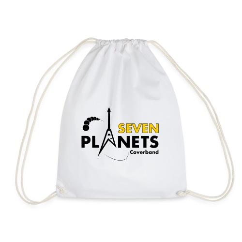 Seven Planets Logo - Turnbeutel