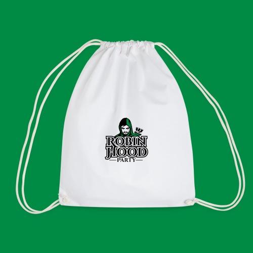 Robin Hood Party Logo Classic - Turnbeutel