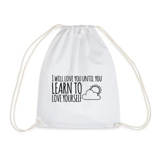 Love yourself - Mochila saco