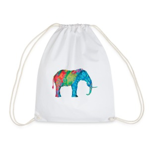 Elefant - Drawstring Bag