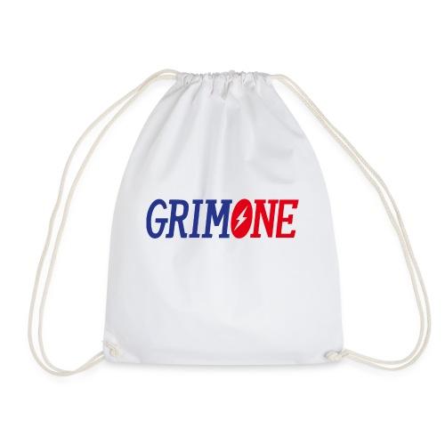 GRIMONE Logo - Turnbeutel