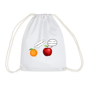 420 in mandarin - Drawstring Bag