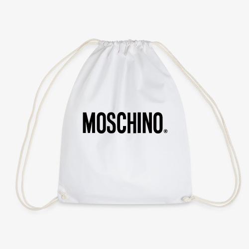 MOSCHINO - Mochila saco