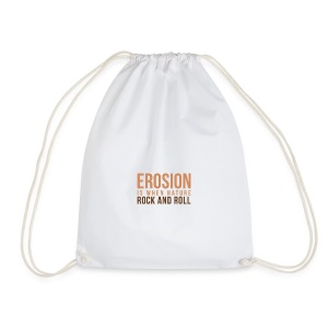 When Nature Rock And Roll - Drawstring Bag